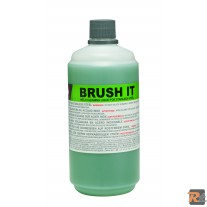 Liquido Brush It (Verde) per Cleantech 200