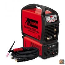 SUPERIOR TIG 252AC/DC HF/LIFT VRD 400V+A TELWIN 816117 - TELWIN