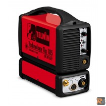 TECHNOLOGY TIG 185 DC-HF/LIFT  230V - TELWIN