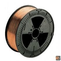 BOBINA FILO ACCIAIO 0,6 MM  0,8 KG - TELWIN