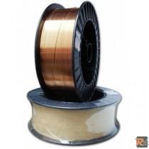 BOBINA FILO BRASATURA CU/SI3 0,8 MM 3 KG - TELWIN