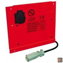 KIT ALIMENTAZIONE 230V AC - per MOTOINVERTER 254CE, 264D CE - cod. 802494 - TELWIN