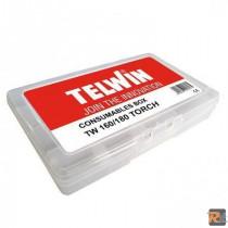 KIT CONSUMABILI PER TORCIA MIG TW160, TW180 e MT15 TELWIN 804149 - TELWIN