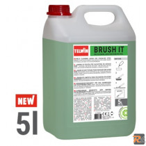 Liquido Brush It (Verde) 5LT per Cleantech 200  TELWIN 804297 - TELWIN