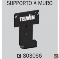 SUPPORTO A MURO x PULSE 30, 50, DOCTOR CHARGE 30, 50 - cod. 803066    - TELWIN