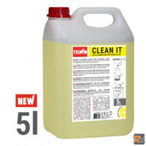 Liquido Clean It (Giallo) - 5LT - per Cleantech 200  TELWIN 804296 - TELWIN