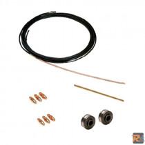 Kit saldatura Alluminio Ø0,8÷1,0mm per saldatrici Technomig - Telwin 802836 - TELWIN
