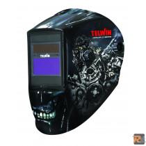 Maschera automatica per saldatura JAGUAR CYBORG - TELWIN