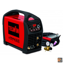 TECHNOLOGY TIG 222 AC/DC TELWIN 852054 - TELWIN