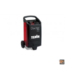 Caricabatterie elettronico multifunzione DOCTOR START 530 230V 12V/24V - 829343 - TELWIN
