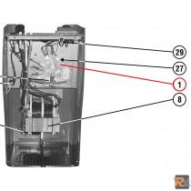 RADDRIZZATORE DI RICAMBIO PER DYNAMIC 420 START TELWIN 990901 - TELWIN