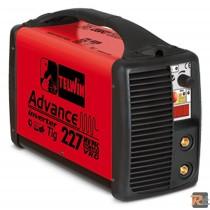 ADVANCE 227 MV/PFC TIG DC-LIFT VRD TELWIN 816010 - TELWIN
