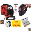 Saldatrice Telwin Technomig 180 Dual synergic EURO completa di accessori